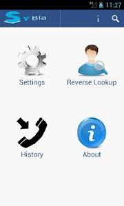 Sybla Australia - Caller ID screenshot 2
