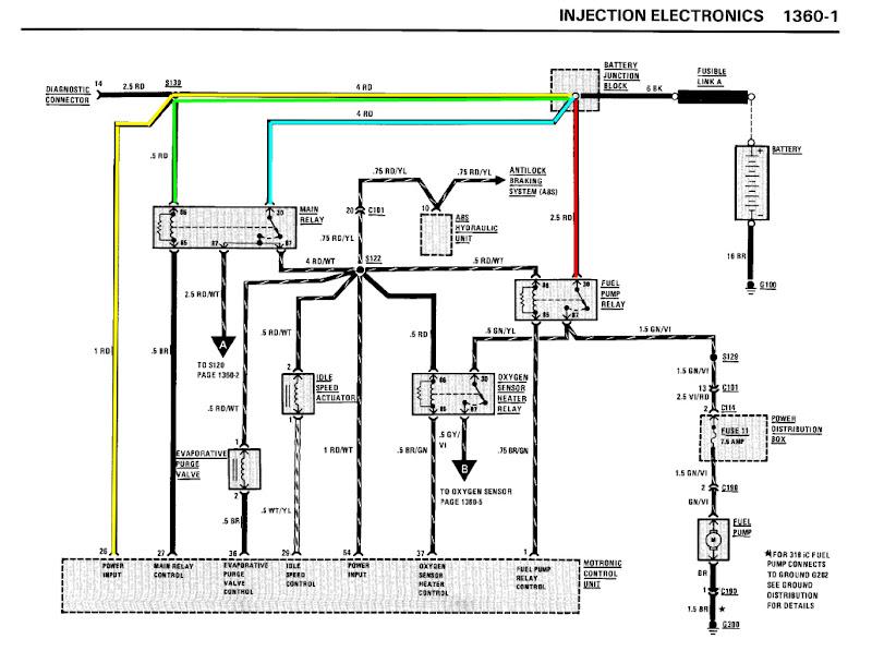 Youan: Bmw E30 M40 Fuel Pump