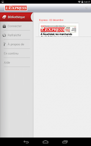 L'Express journal screenshot 13