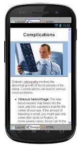 Diabetic Retinopathy Disease screenshot 5