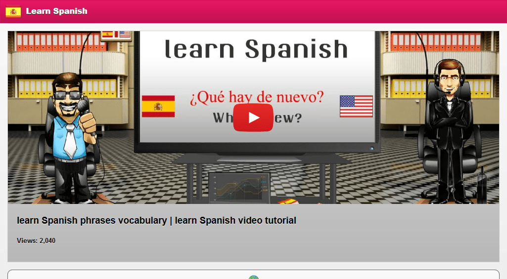 Learn Spanish Free  Android Apps On Google Play
