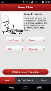 Music In Practice screenshot 2