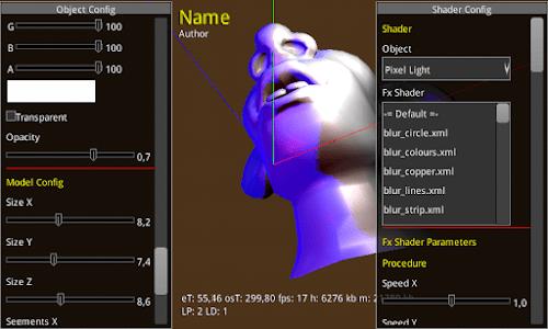 s3 Shader Boy 2 screenshot 2