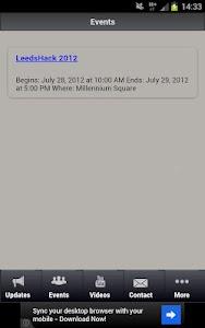 Hacker Update screenshot 2