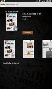 Folha da Manhã screenshot 1