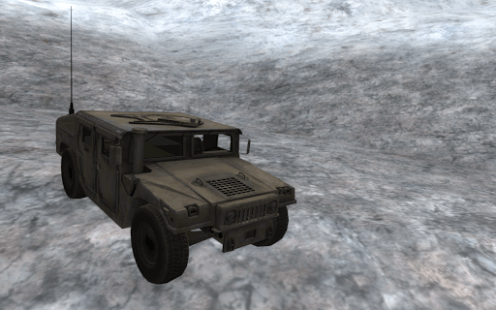 Army 4x4 Snow Driving 3D APK
