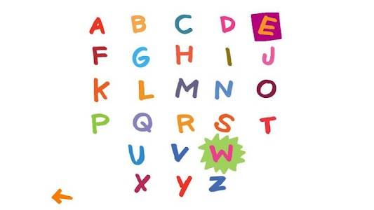 ABCD... Animated Dictionary screenshot 1