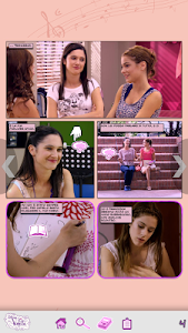 Violetta - Fotostory screenshot 3