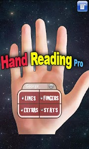Hand Reading Lite - chirology screenshot 0