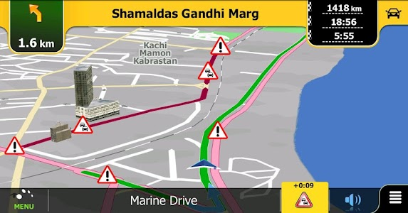 ANS Traffic Android (GCC) screenshot 0