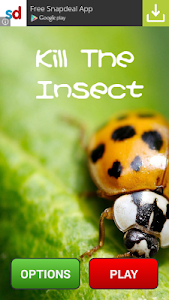 Kill the Insect screenshot 0