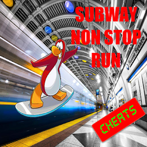 Subway Non stop run screenshot 1