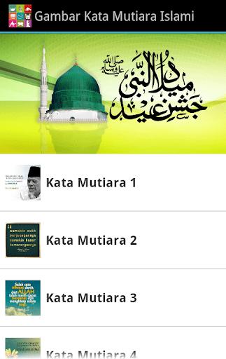 Gambar Kata Mutiara Islami for Android