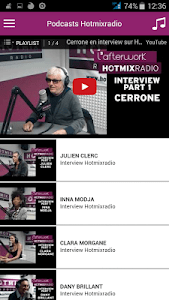 Hotmixradio screenshot 3