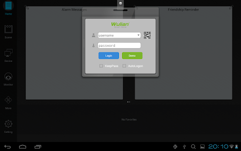 Wulian SmartHome HD screenshot 5