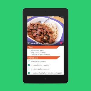 Mexican Recipes Free screenshot 3