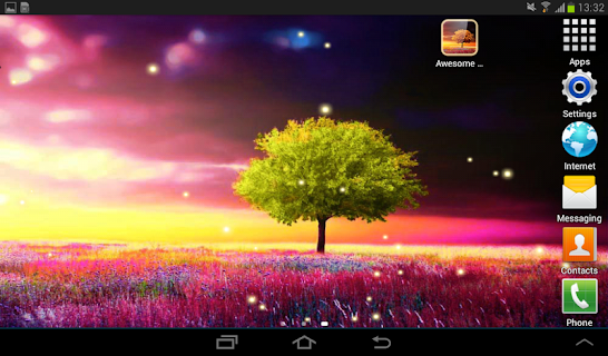 Awesome Land Live Wallpaper screenshot 22
