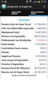 Optimisation du Revenu screenshot 6