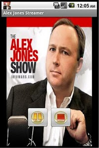 Alex Jones Streamer screenshot 0