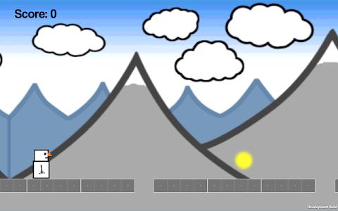 Snowman Runner screenshot 9