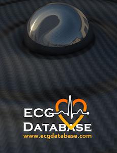 ECG database screenshot 2
