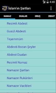 İslam'ın Şartları screenshot 10