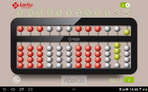 Körfez Abaküs screenshot 1