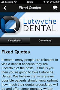 Lutwyche Dental screenshot 13