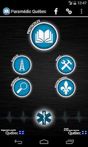 Paramédic Québec screenshot 0