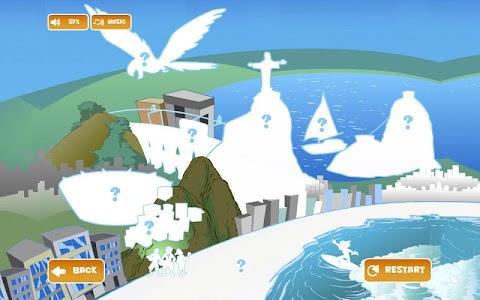 Rio Shape-Puzzle screenshot 16