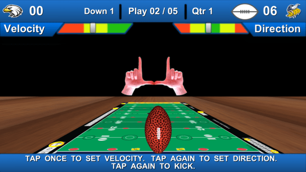Finger Football Zelosport - Android Apps Google Play