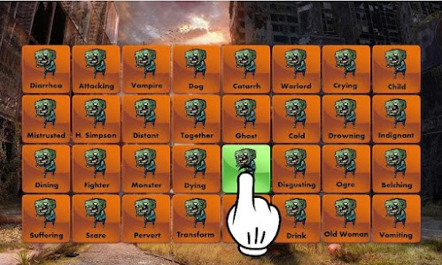 Sounds zombies screenshot 4