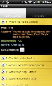 Persona 4G Helper screenshot 4
