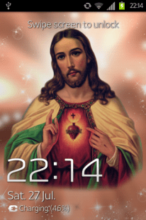 Jesus Live Wallpaper APK