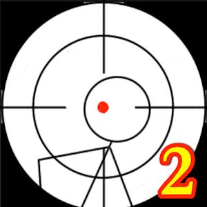 A Stickman Sniper 2 Doodle War