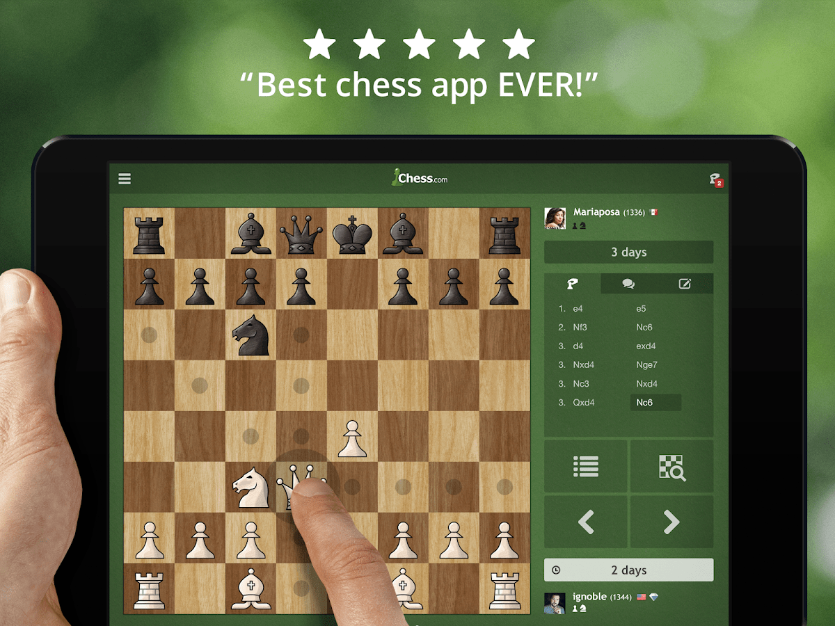 Chess.com - Chess Online - Play & Learn - Android Apps on ...