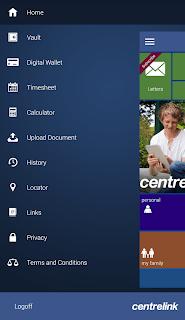 Express Plus Centrelink screenshot 02