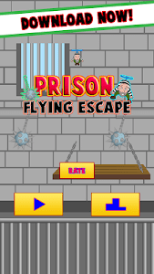 Prison Flying Escape screenshot 0