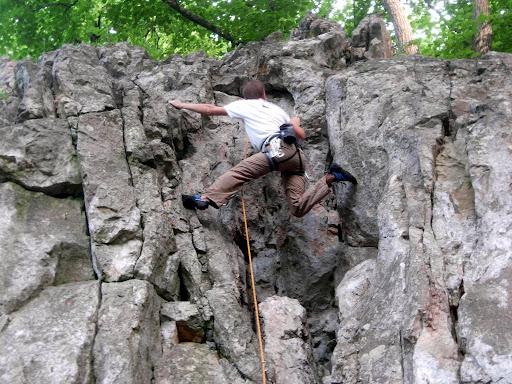 klettern waldmühle