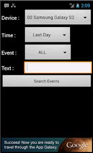 Historoid Phone Call History screenshot 1
