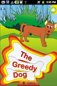 The Greedy Dog - Kids Story screenshot 0