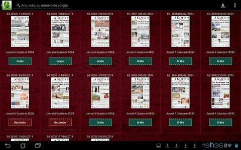 Gazeta Digital screenshot 7