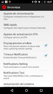 SPC Smartee Watch Reloaded screenshot 3