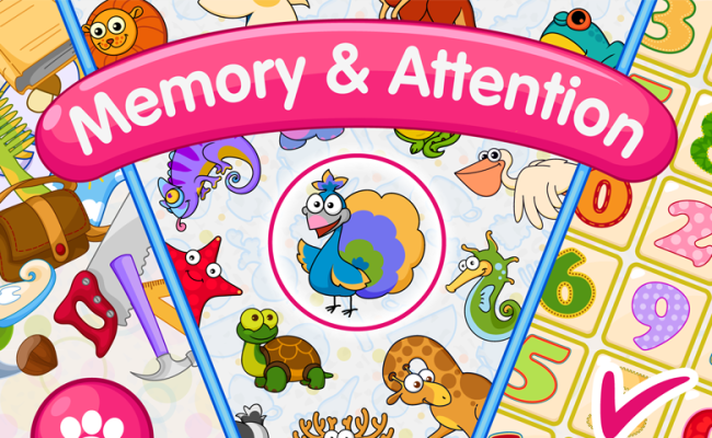 Memory Attention Training Games Free Android Apps On