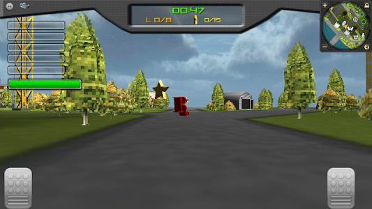 Cement Truck Driving 3D FREE screenshot 1