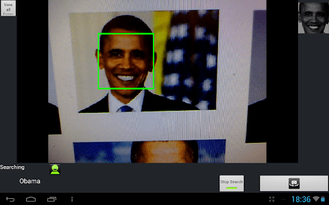 Face Recognition with OpenCV screenshot 3