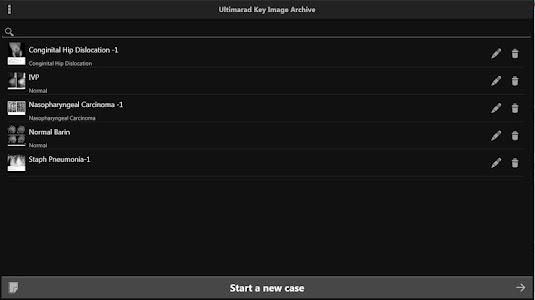Radiology KeyImage Archive screenshot 7