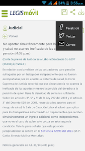 LegisMovil screenshot 3