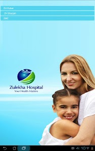 Zulekha Hospitals screenshot 8