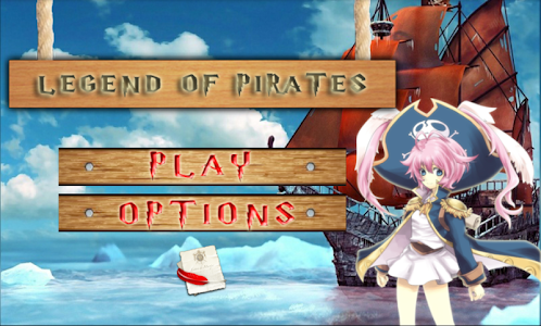 Legend of Pirates screenshot 0